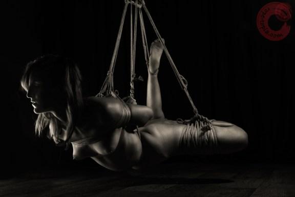 Low level suspension bondage