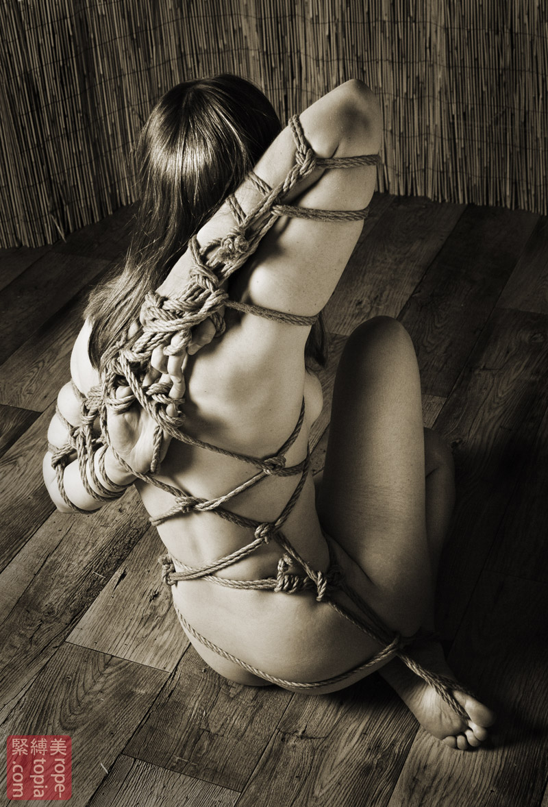 Kitty shibari bondage shoot from – RopeTopia