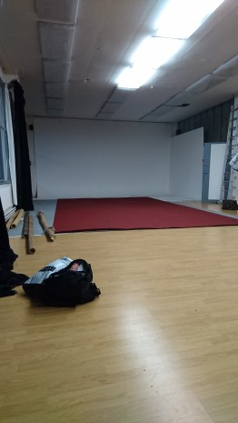 Prague shibari intensive space