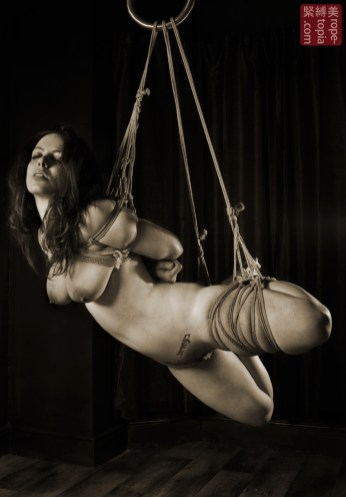 Beauvoir Fetish Shibari 緊縛 縛り 拘束 縄 Suspension bondage