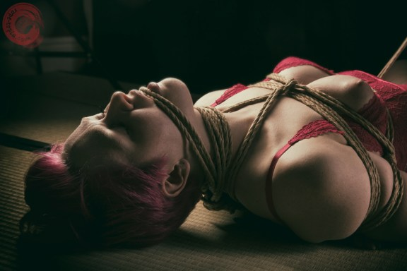 Feelings after suspension with neck rope and rope gag.