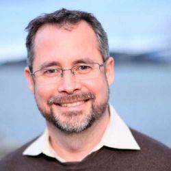 David Smith, R Community Lead at Microsoft