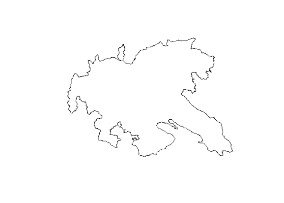 Limits of the County of Constance
