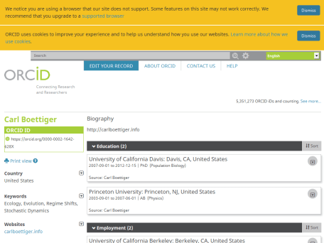 screenshot of <https://orcid.org/0000-0002-1642-628X data-recalc-dims=