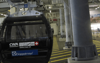 types of ropeways in the world