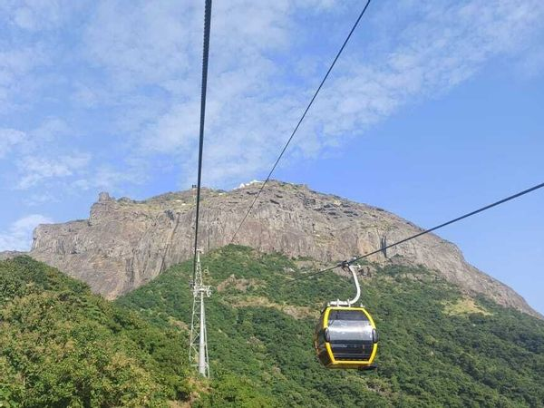 Girnar Ropeway Ticket Booking online: Price, latest news, status of project 2020