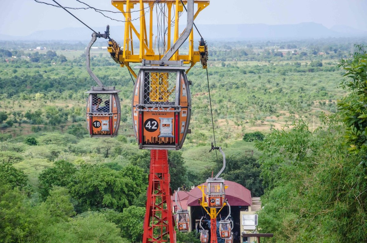 maihar mandir ropeway charges