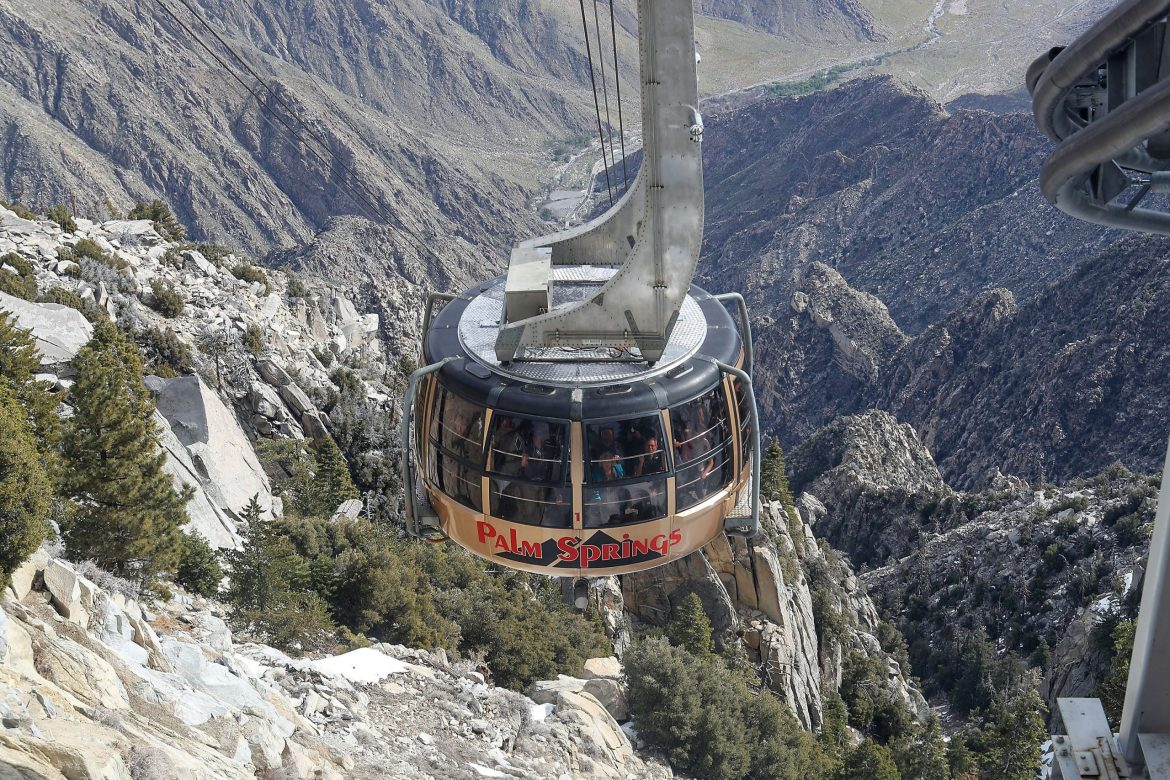 Palm Springs Aerial Tramway: Tickets, Hours, weather 2020