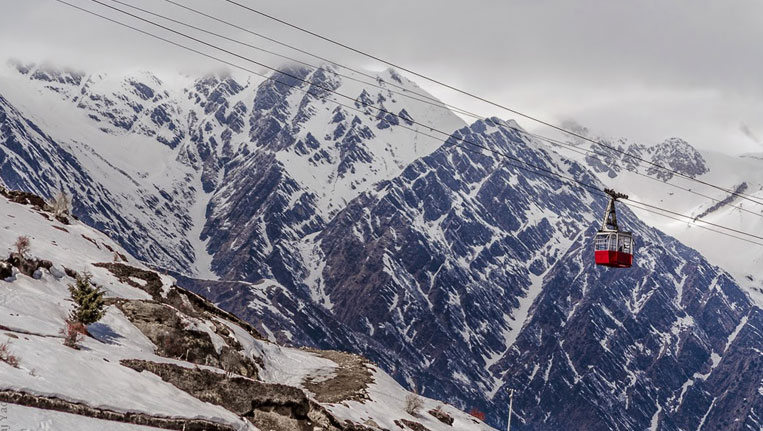 Auli Cable Car ropeway booking online – Tickets, Weather, Timings 2021