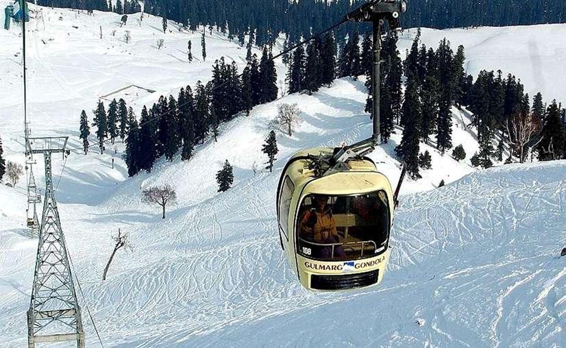 gulmarg gondola ticket booking online