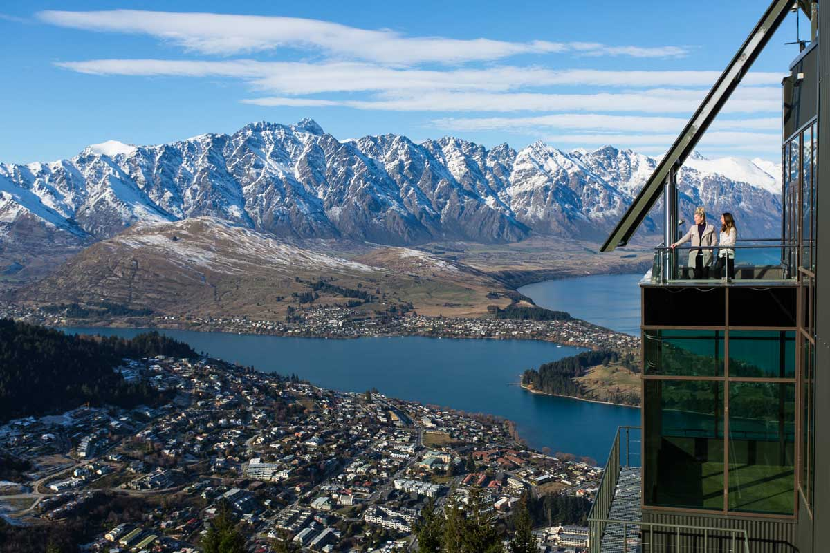 Skyline Queenstown Luge Gondola New Zealand : Price, Bookings, Deals & Timings 2021