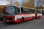 Papercraft del autobús Karosa B741. Manualidades a Raudales.