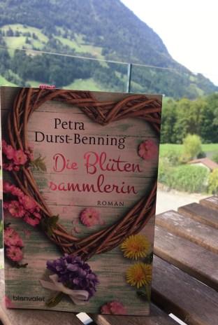Die Blütensammlerin - Petra Durst-Benning