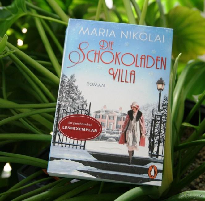 Die Schokoladenvilla - Maria Nikolai