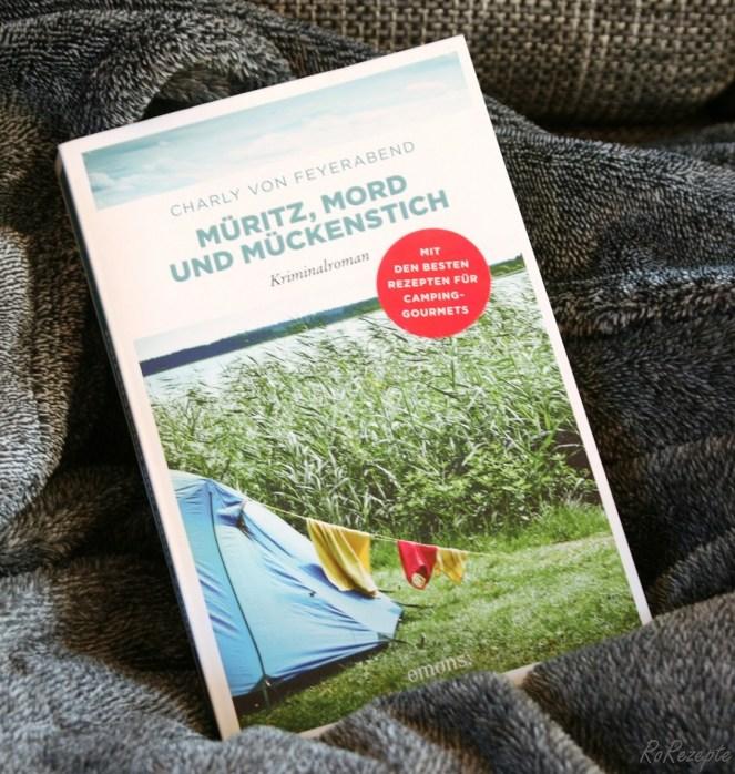 Müritz, Mord und Mückenstich - Charly von Feyerabend
