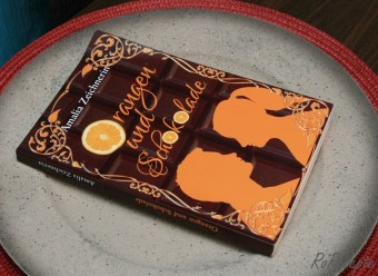 Orangen und Schokolade - Amalia Zeichnerin