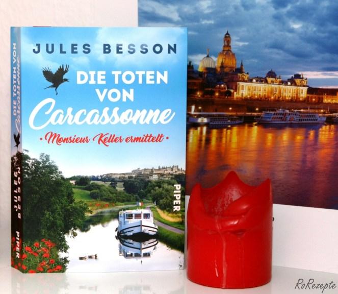 Die Toten von Carcassonne - Jules Besson