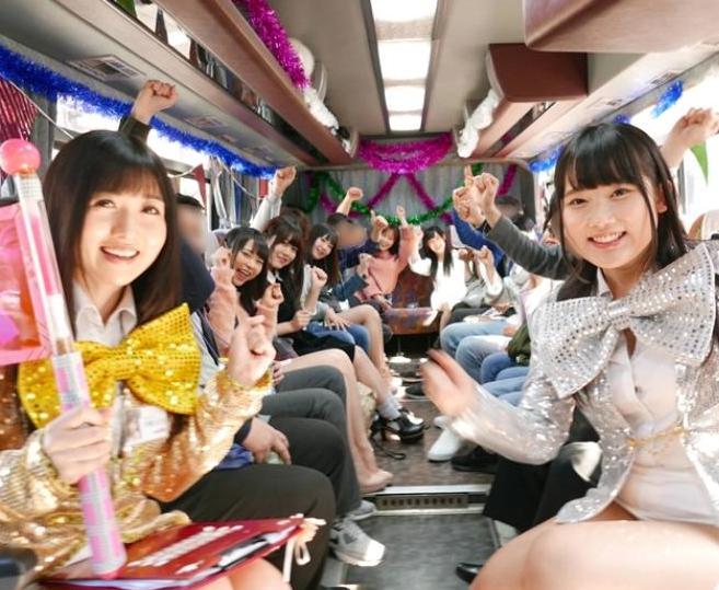 【ファン感謝企画】バス車内から始まる大乱交!いつでもどこでも好きなだけヤリまくれ!!@sharevideos