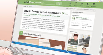 Identify Sexual Harassment