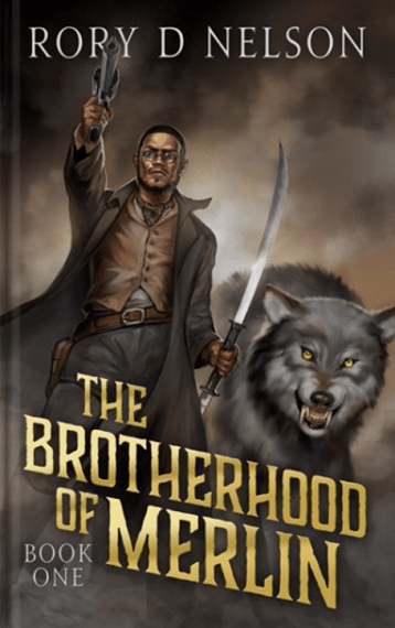 The Brotherhood of Merlin: Book One – Gilleon