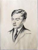 1931 Aloys Fleischmann jun Stohandl, Munich, black and white