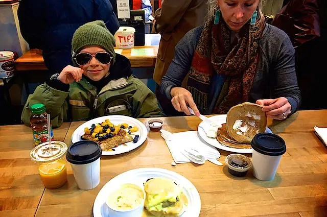 Eastern Market Breakfast — Capitol Hill's best brunch spot