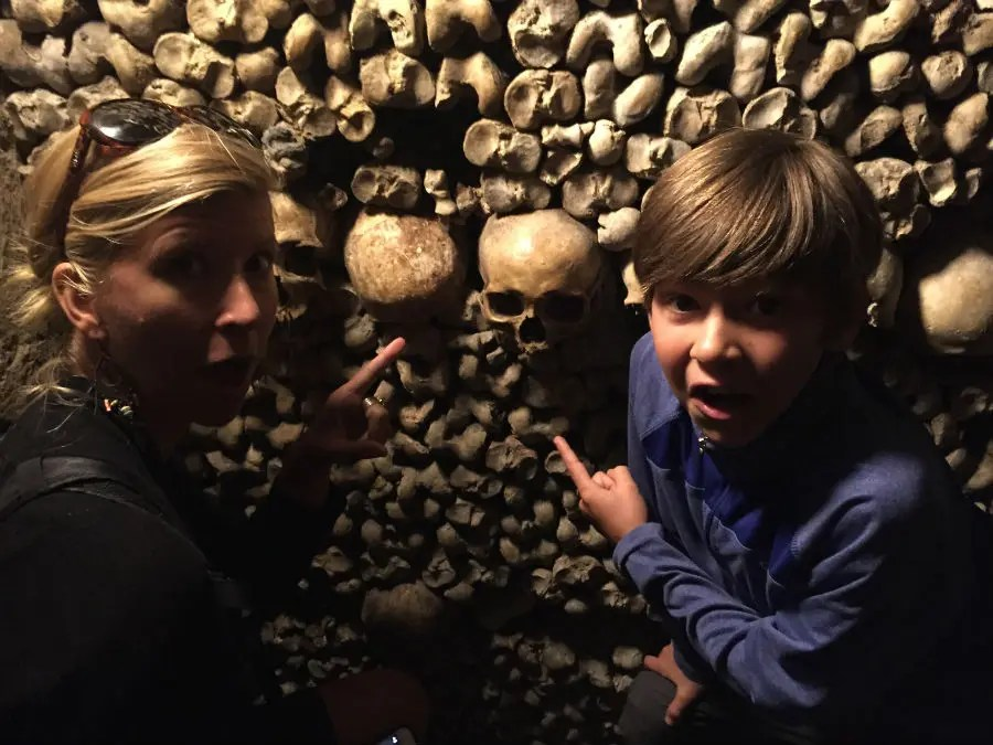 kal-lynn-catacombs-paris-for-kids