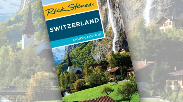 rick steves switzerland guidebook review
