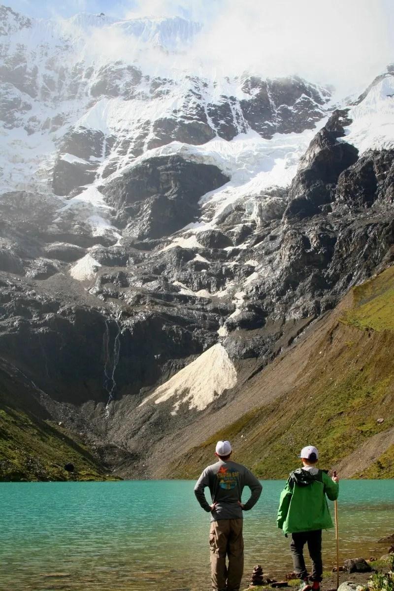 salkantay-trek-machu-picchu-huamantay-lake-min