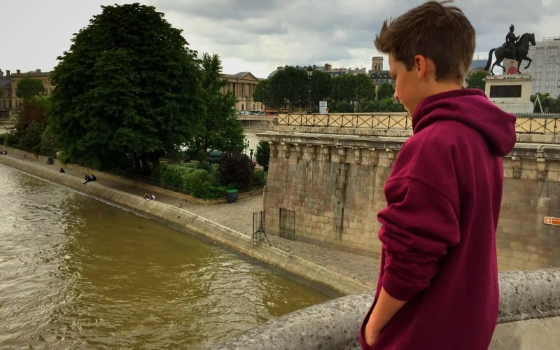 2018 European travel review: Pont Neuf in Paris