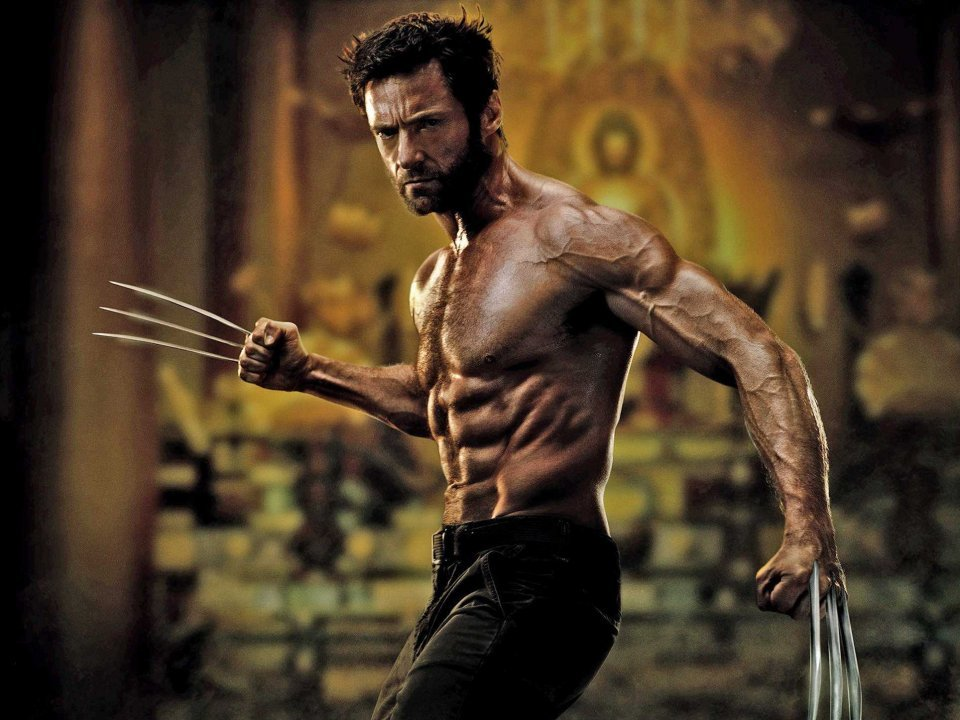 DOES Wolverine have adamantium-coated teeth? They never seem to break...