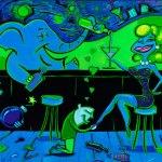 The Blue Elephant Lounge