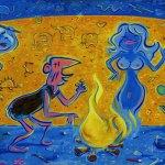 Cave Dance