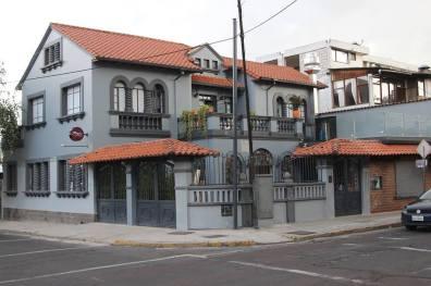 Mogen's Pod hostel Quito