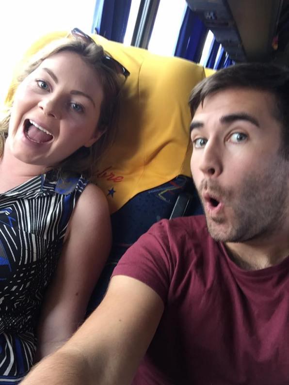 Bus trip Peru