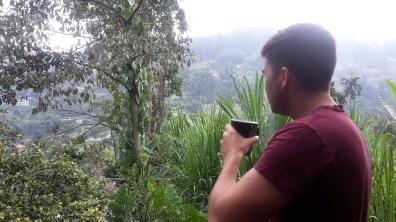 Coffee in Medellin