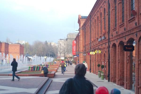 Polska & Berlin : Lodz