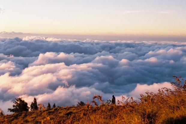 Indonésie gunung rinjani