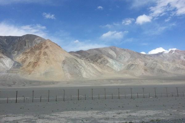 Tadjikistan : départ sur les chapeaux de roues