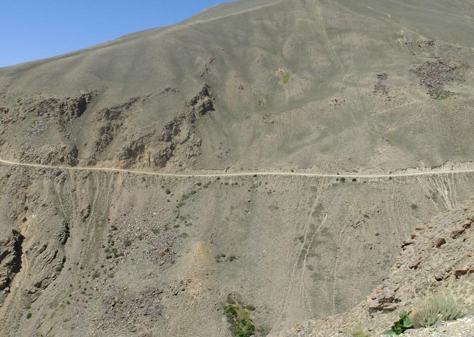 Tadjikistan wakhan valley