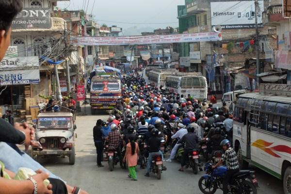 Crise de l'essence au Népal : ma synthèse