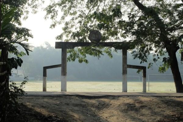 On a failli aller en Birmanie par la frontière terrestre Inde-Myanmar