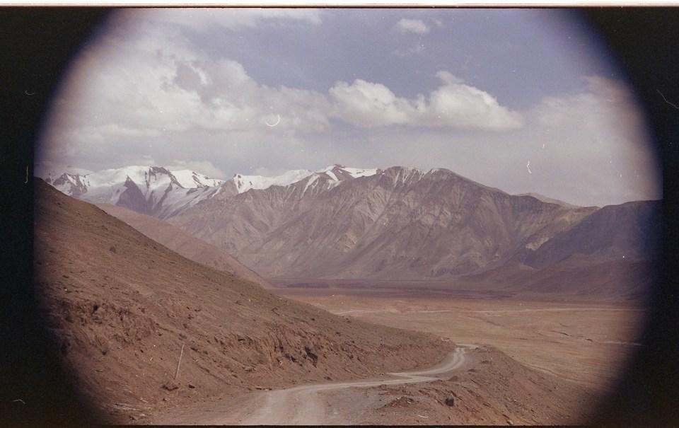Tadjikistan argentique-1
