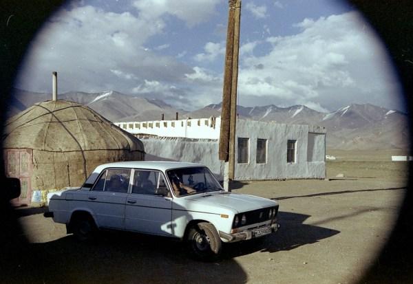 Le Tadjikistan en argentique