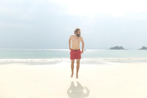 Teyzit beach : une splendide plage sauvage au Myanmar