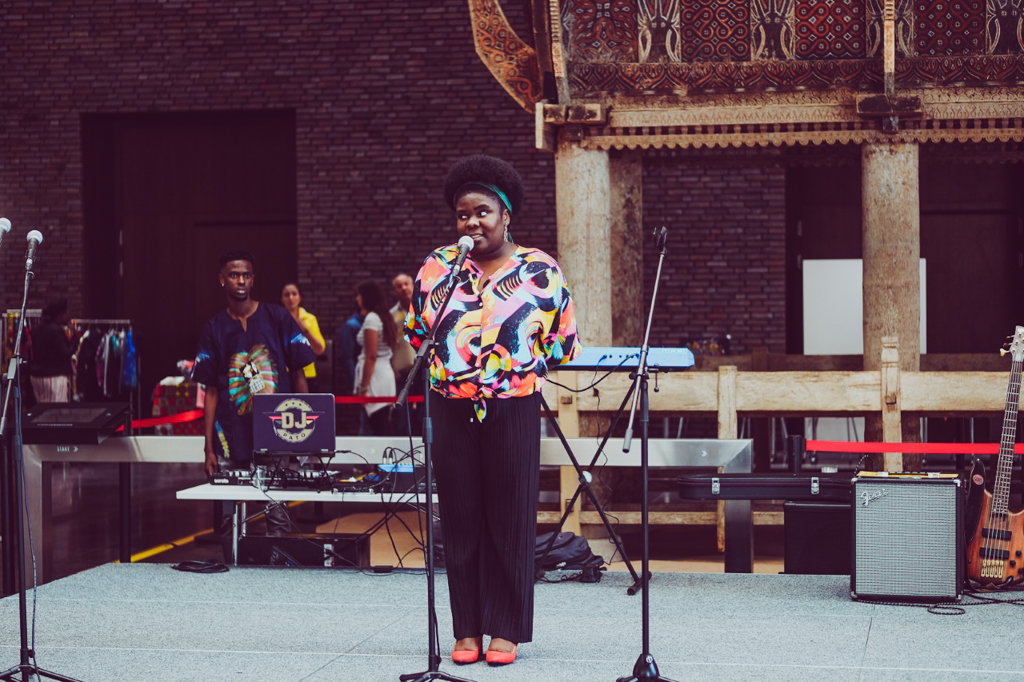Emilene Wopana Mudimu