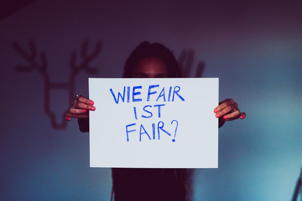 """Wie rassistisch ist """"fair""""?"""