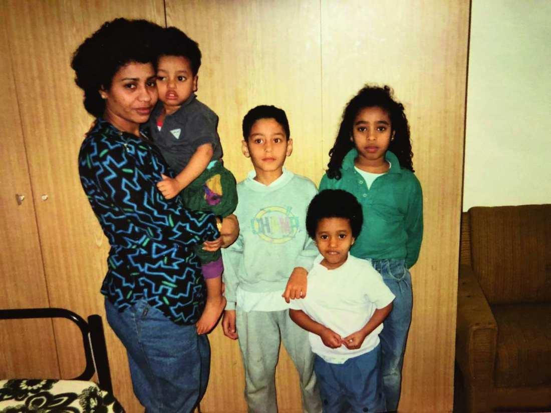 Nura-Habib-Familie