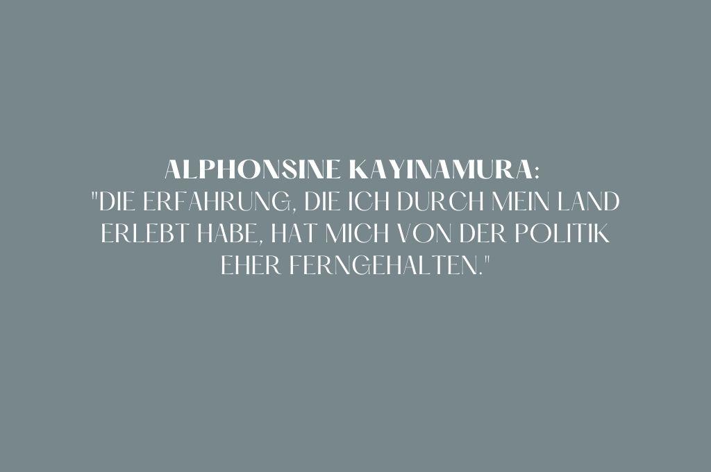 Alphonsine Kayinamura