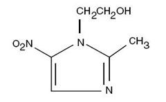 metronidazolechemstructure